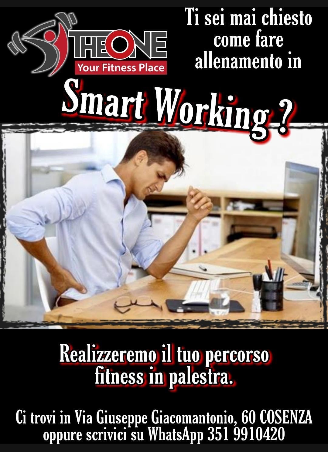 Smart Working Fitness